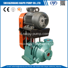 20AL Open Impeller Industrial Slurry Pump