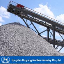 Transportar materiais a granel pedreira correia transportadora