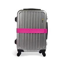 Correa de equipaje de bucle de gancho personalizado con hebilla de plástico