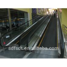 EN115 Перемещение дорожек / тротуаров с использованием технологии japans