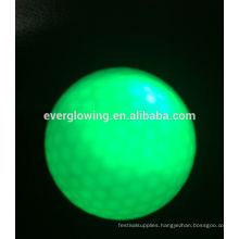 glow in dark golf balls HOT sell 2017