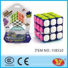 2015 Горячий продавать YJ YongJun Карат Алмазный Скорость Куб Обучающие игрушки Английский Упаковка для продвижения