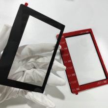 Black edge screen printing primer electronic screen