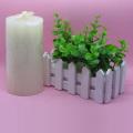 bougie pour noël / bougies pilier 3x6 dessins imprimés