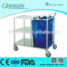 DW-TT211 Cart for marking up bed and nursing hospital cleaning cart on discount