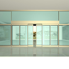 Automatic Telescopic Sliding Doors for Hospitals