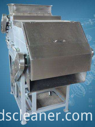 Cashew Nuts Shelling Machine