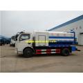 6000L 4x2 Dung Tanker Trucks
