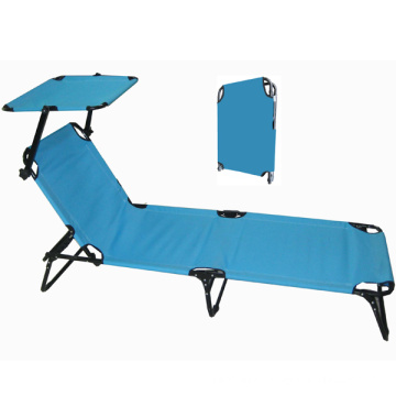 Sp-170 Adjustable Folding Bed with Canopy