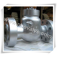 """16"""" High Pressure Lift Flanged Check Valve (class 2500#)"""
