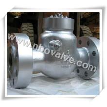 """Válvula de retenção flangeada de alta pressão de 16 """"(classe 2500 #)"""