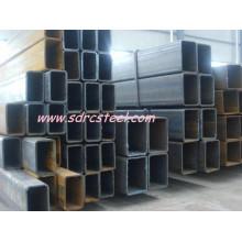 Q235 горячеоцинкованная стальная труба квадратного сечения