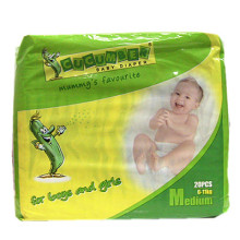 Hot Sale Cotton Baby Diaper in Guangzhou
