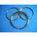 Titanium flat welding wire/rod