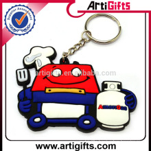 Artigifts promotion custom 3d pvc keychain