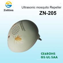 Zolition eu plug mosquito repelente ultra-som pest inseto barata rato barata repelente rejeitar ZN-205