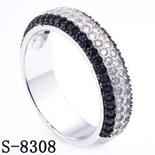 Новое стильное кольцо ювелирных изделий способа 925 серебряное (S-8308. JPG)