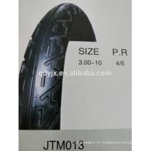 pneus de motocicleta 3,00-10