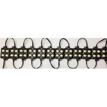 Black Shell Injection LED 5050 módulo impermeável