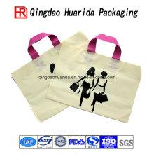 Portable Clothing Plastic Bag Underwear Bag Shopping Bag