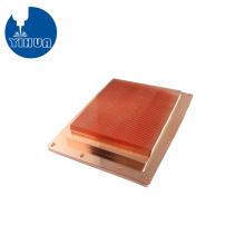 CNC Machined Copper Heat Sink