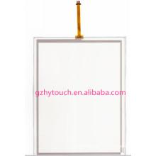 Precio de fábrica 10.6 pulgadas de luz industrial de 4 hilos Resistivo panel de pantalla táctil analógico para ATP-104