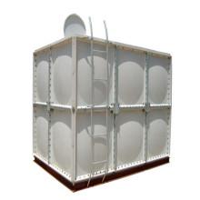 Tanque de almacenamiento de agua seccional FRP