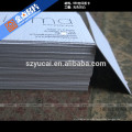 Silk screen embossing print your business cards