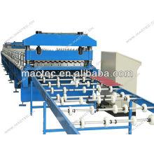 máquina de dobramento manual da chapa metálica