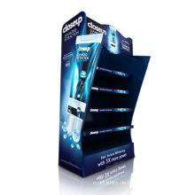 Kartonanzeige für Reiniger Creme, Pop Store Display Stand