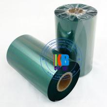 Zebra Godex TSC Labeler Зеленый цвет Премиум Лента для принтеров с воском Этикетка 110x300m 1 дюйм ядро