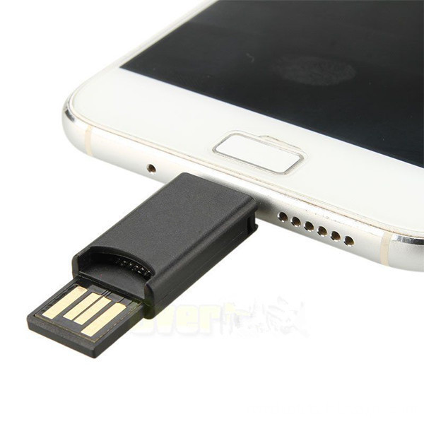 Dual Interface Memory Stick