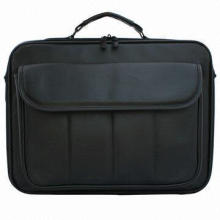 Leather Briefcase, Ideal for 15.6-inch Laptop, with Classic Design and Hard Frame for Protection