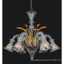 Modern Clear Glass Pendant Lighting (81079-6)
