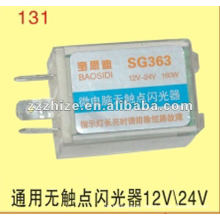 Universal electrical flasher for auto bus spare parts