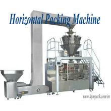 Equipo de embalaje horizontal / Máquina de embalaje y sellado