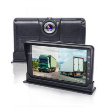 Vehicle Monitoring System PIP Display 1080P Real Time Loop Recording Truck Dash Camera DVR Monitor