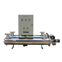 254nm Esterilizador de lámpara UV para tratamiento de desinfección de agua potable