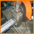 Nuevo rodillo de la puerta del obturador del rodillo del estilo que forma que hace la máquina