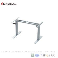 Strong Durable Professional height adjustable desk electric Prices cut in half