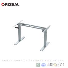 Os preços elétricos da mesa ajustável durável forte profissional da altura cortaram ao meio