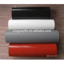 Tissu de fibre de verre imprégné de silicone en microfibres colorés