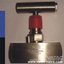 NPT Stainless Steel 3000psi Needle Valve
