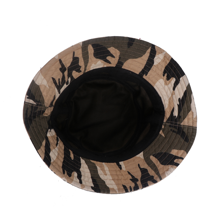 Custom Made Camouflage Free Pattern Children Bucket 3