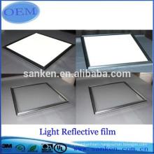 Custom LCD reflector panel