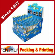 Caja de cartón ondulado Pop Display (6123)