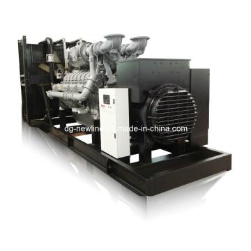 Sistema de generación diesel de Googol (260-2260kw)