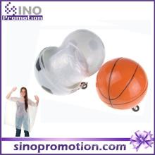 Fashion Full Length Plastic Disposable Kids Rain Coat