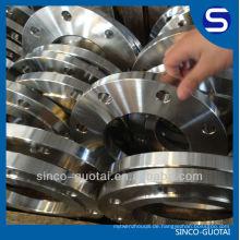 ss304 ss316L 150 lbs RF-Flansche