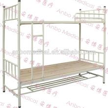 Lit pliant en métal / acier à lits superposés